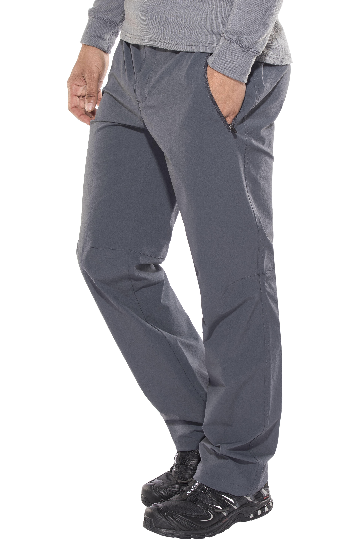 0c9d7ad2b542 Regatta Xert Stretch II - Pantalones Hombre - short gris